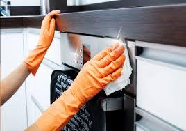 tips på att rengöra ugnen