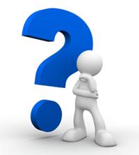 frågor och svar inför en städning